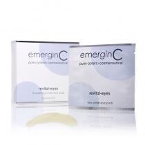 EmerginC Revital-Eyes Mask Kojąca, żelowa maska pod oczy 5 szt.
