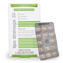 Ericson Laboratoire Veino Caps Kapsułki zapewniający komfort naczyń limfatycznych 28 kaps.
