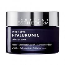 Esthederm Intensive Hyaluronic Cream Krem nawilżający ze skoncentrowanym kwasem hialuronowym 50 ml
