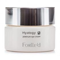 Forlled Hyalogy Platinum Eye Cream Antyoksydacyjny platynowy krem na okolice oczu 20 g