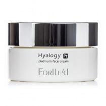Forlled Hyalogy Platinum Face Cream Antyoksydacyjny platynowy krem do twarzy 50 g