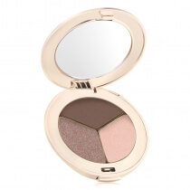 Jane Iredale Pure Pressed Eye Shadows Potrójne cienie do powiek 2,8 g (kolor Brown Sugar)