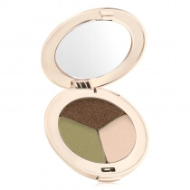 Jane Iredale Pure Pressed Eye Shadows Potrójne cienie do powiek 2,8 g (kolor Khaki Kraze)