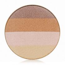 Jane Iredale Quad Bronzers Puder prasowany rozświetlający - Wkład 8,5 g (kolor Moonglow)