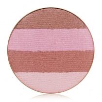 Jane Iredale Quad Bronzers Puder prasowany rozświetlający - Wkład 8,5 g (kolor Rose Down)