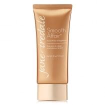 Jane Iredale Smooth Affair Facial Primer & Brightener Rozświetlający i wygładzający mineralny krem lub baza pod podkład 50 ml