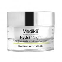 Medik8 Hydr8 Night Nawilżający krem antyoksydacyjny na noc z resveratrolem 50 ml
