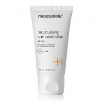 Mesoestetic Moisturising Sun Protection Cream SPF 50+ Nawilżający krem przeciwsłoneczny 50 ml