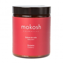 Mokosh Body Balm Cranberry Balsam do ciała żurawina 180 ml