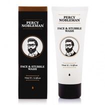 Percy Nobleman Face & Stubble Wash Płyn do mycia twarzy 75 ml