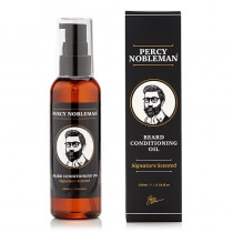 Percy Nobleman Signature Scented Beard Oil Zapachowy olejek do brody 100 ml