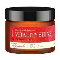 Phenome Vitality Shine Mousse Mask Maseczka redukująca przebarwienia oraz plamy naskórka 50 ml