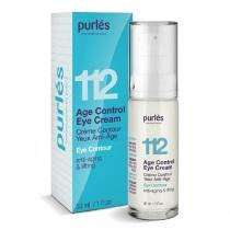 Purles Age Control Eye Cream Przeciwzmarszczkowy Krem na Okolice Oczu 30 ml