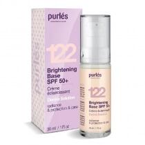 Purles Brightening Base SPF 50+ Rozświetlająca baza SPF 50+ 30 ml