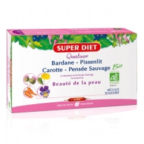 Super Diet Bardane Beaute Peau Piękna i czysta skóra 20x15 ml
