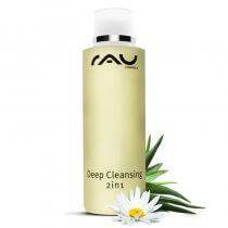 RAU Cosmetics Deep Cleansing 2in1 Tonik głęboko oczyszczający 200 ml