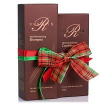 Renokin Hair Revitalizing Shampoo + Hair Revitalizing Conditioner ZESTAW Szampon rewitalizujący 150 ml + Odżywka rewitalizująca 110 ml