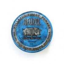 Reuzel Blue Strong Hold Water Soluble High Sheen Pomada wodna 35 g