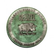 Reuzel Green Grease Medium Hold Pomada woskowa 113 g