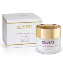 Selvert Thermal Anti Ageing Premium Cream + Vit. C Antystarzeniowy krem z witaminąC 50 ml
