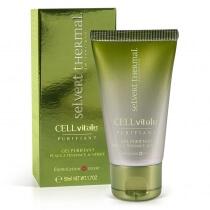 Selvert Thermal Cleansing Gel Acne Prone Skin Żel pielęgnujący 50 ml