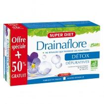 Super Diet Drainaflore Detox Detoksykacja 30x15 ml