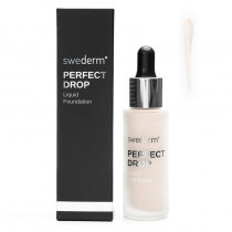 Swederm Perfect Drop Liquid Foundation Fluid odcień PORCELAIN (porcelana) 30 ml