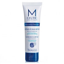 Thalgo Sunscreen SPF 50+ Ochronny krem z filtrem 50 ml