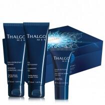 Thalgo Thalgo Men Set ZESTAW Krem 50 ml + Serum pod oczy 15 ml + Żel 50 ml
