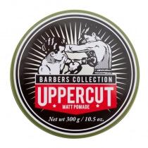Uppercut Deluxe Matt Pomade Barbers Collection Matowa pasta do włosów XL 300 g