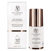 Vita Liberata Self Tanning Anti Age Serum Samoopalające serum zapobiegające starzeniu sięskóry 15 ml