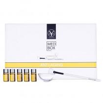 Yasumi Anti-Aging MedBox Zestaw 5 skoncentrowanych ampułek o działaniu przeciwzmarszczkowym