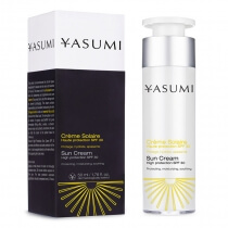Yasumi Sun Cream High Protection SPF 30 Ochronny krem z filtrem 50 ml