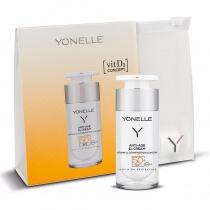 Yonelle Anti-Age D3 Cream SPF 50+ Przeciwzmarszczkowy krem ochronny D3 SPF 50+ 30 ml z kosmetyczką