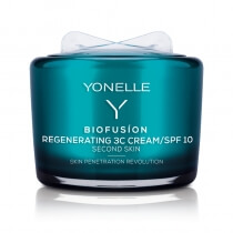 Yonelle Biofusion Regenerating 3C Cream / SPF 10 Krem regenerujący 55 ml