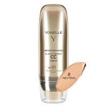 Yonelle Metamorphosis D3 Anti-Wrinkle CC Cream SPF 10 Przeciwzmarszczkowy krem z filtrem, Neutral 50 ml